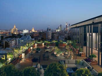 Панорамные виды на исторический центр города